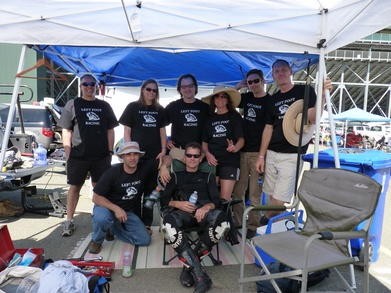 Foot Pit Crew T-Shirt Photo