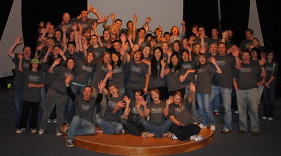 Branded Student Conference T-Shirt Photo