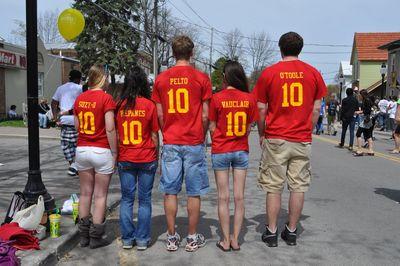 Hot Dog Day Fun T-Shirt Photo