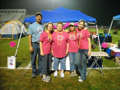 Washington County Relay For Life 2010 T-Shirt Photo