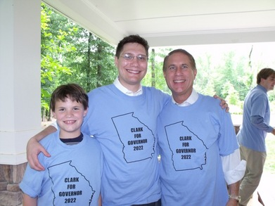 Troy's 1st Campaign! T-Shirt Photo