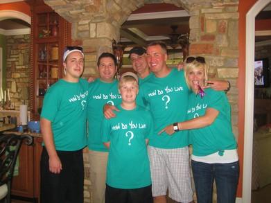My Family T-Shirt Photo