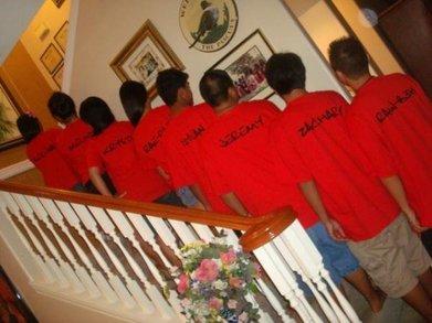 Baldonado Family T-Shirt Photo