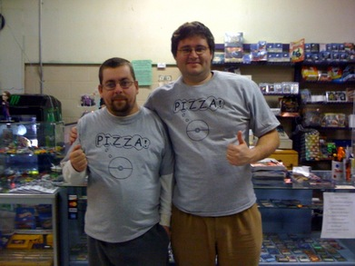 Twins! T-Shirt Photo