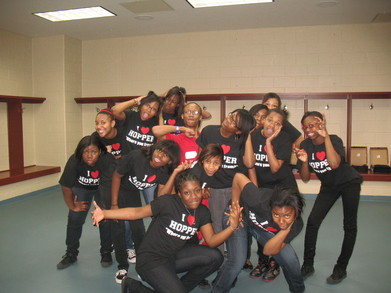 2010 District Step Show T-Shirt Photo