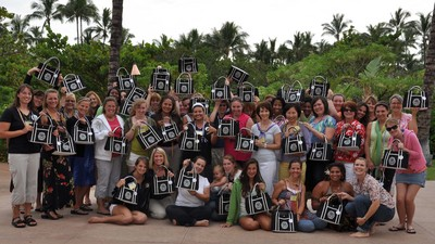 We Love These Totebags!!! T-Shirt Photo