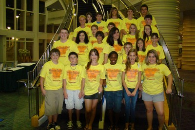 Science Fair Finalists T-Shirt Photo