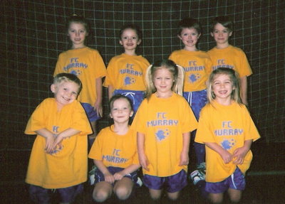 Team Fc Murray Indoor Soccer T-Shirt Photo