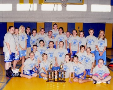 Fh Basketball Champs! T-Shirt Photo