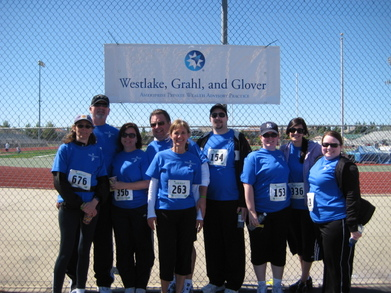 Wgg Supports Esf Fund Run T-Shirt Photo