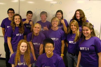 Calculus Shirt Tuesday T-Shirt Photo