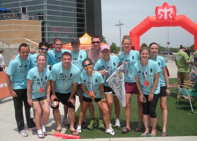 Tag You're It Ragnar Relay Team T-Shirt Photo
