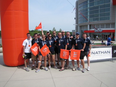 Ragnar Northeast 2010 T-Shirt Photo