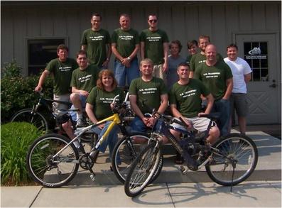 Bike To Work Day 2010 T-Shirt Photo