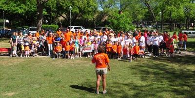 First Annual Neph Cure Foundation Walk T-Shirt Photo