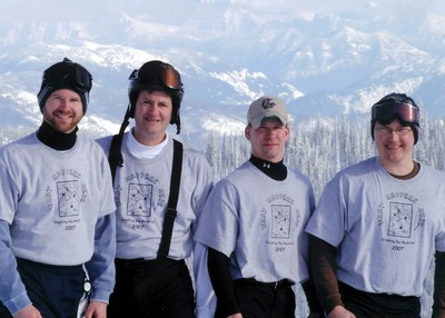 2007 Big Mountain Trip T-Shirt Photo