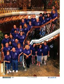 Celebration At Sea, 50th Anniversary Cruise T-Shirt Photo