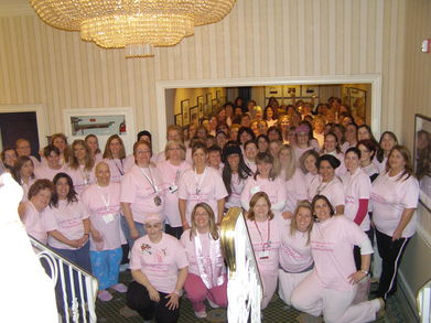 Sea Of Pink   Abby 1 2007 T-Shirt Photo