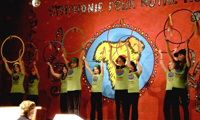 Symphony For Our World T-Shirt Photo