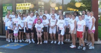 Fans Of Ann's Cans   Race For The Cure 2010 T-Shirt Photo