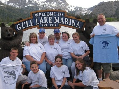 "The Cull Family ""June Lake Invitational"" T-Shirt Photo"