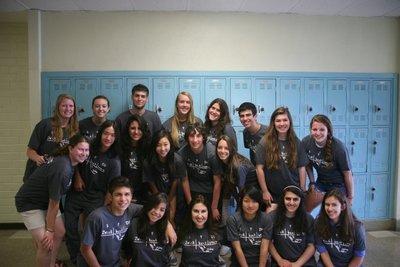 Ms. Zwick's 10 H English Class! T-Shirt Photo