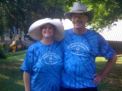 Sporting Custom Ink.Com Shirts @ Camp Saginaw! T-Shirt Photo