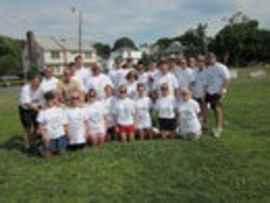 7th Annual Quinn Softball Game T-Shirt Photo