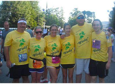 Runnin For Windy T-Shirt Photo