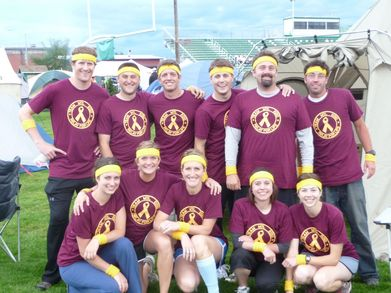 Team Mtl Bozeman   Relay For Life 2010 T-Shirt Photo