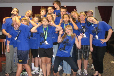 Obc Student Ministries: Crww 2010 T-Shirt Photo