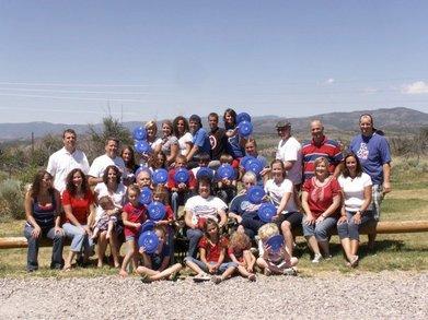 Frisbee H   Hamlin Reunion July 2010 T-Shirt Photo