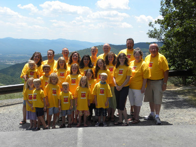 Brown 2010 Reunion T-Shirt Photo