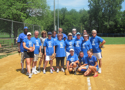 First Annual Stephanie's Mission Softball Fundraiser T-Shirt Photo