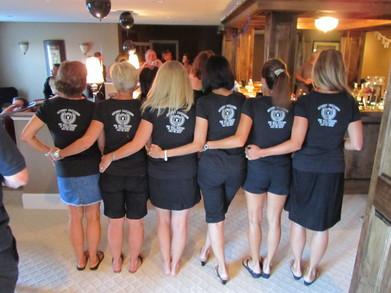 Zacks 50th Surprise Party T-Shirt Photo