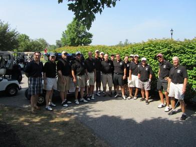 Surprise 50th B Day Golf Tournament T-Shirt Photo