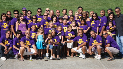Pascual Family Reunion T-Shirt Photo