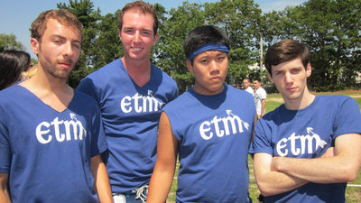 The Etm Boys T-Shirt Photo