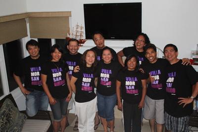 Reunion Night T-Shirt Photo