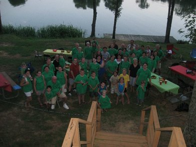 2010 Wheelahan Family Reunion T-Shirt Photo