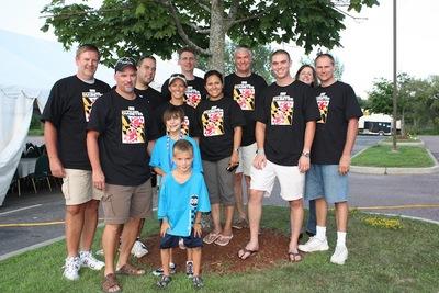2010 Ride To Cure Diabetes    Vermont T-Shirt Photo
