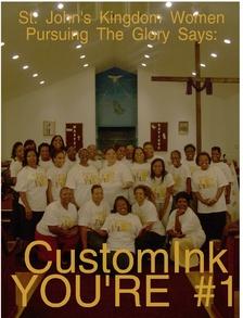 Kingdom Women  T-Shirt Photo
