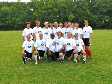 A Cyn Ful Lee Soccer Wedding Boston 2010 T-Shirt Photo