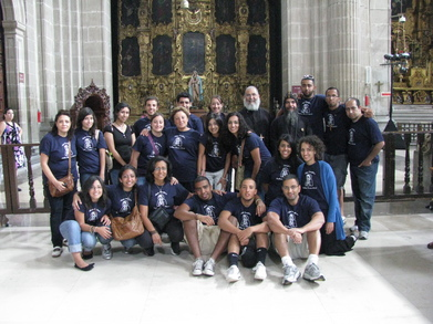 Mexico Mission 2010 T-Shirt Photo
