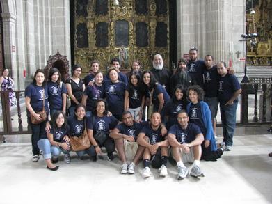 Mexico Mission 2010 T-Shirt Photo