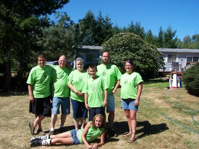 Bauder Campout T-Shirt Photo