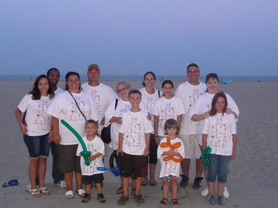 Our Family Rocks!!! T-Shirt Photo