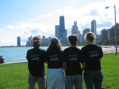 Donkeyfest Chicago T-Shirt Photo