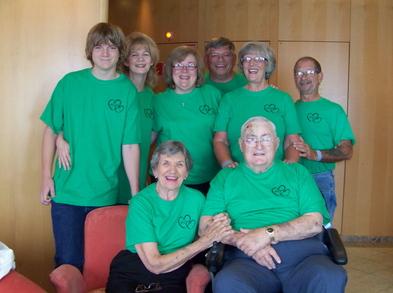 60th Wedding Anniversary Celebration T-Shirt Photo