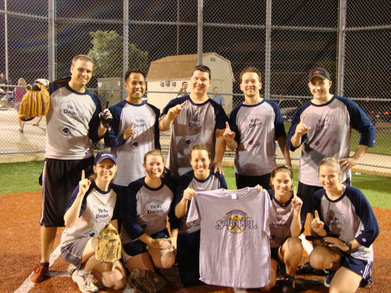 Pso Softball Champs! T-Shirt Photo